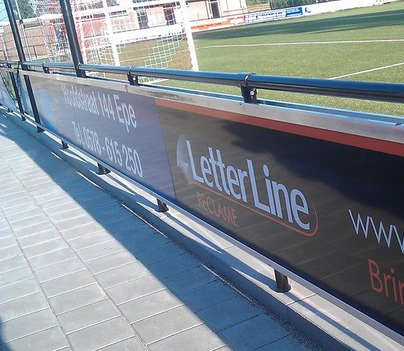 Letterline Reclame Epe