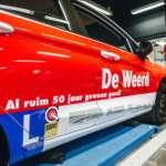 autobelettering - autobestickering - letterline - reclame - epe - apeldoorn - zwolle - marketing - reclamebedrijf - online media - offline media - sign - kleding - bedrukken