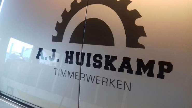 Bestickering Huiskamp en Mekelenkamp