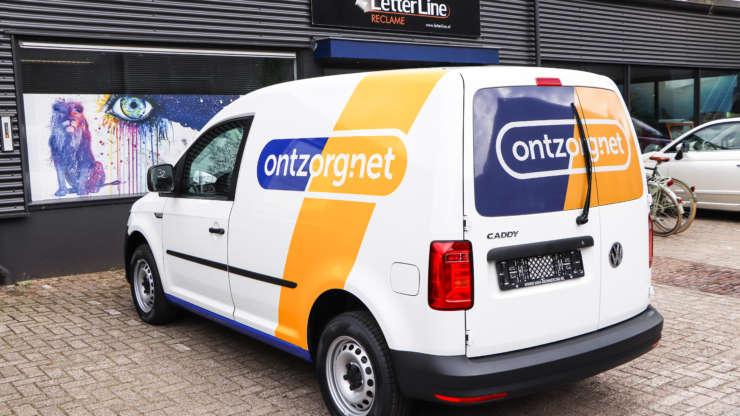 Busbestickering Ontzorg.net
